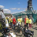 Radtour auf den Transportwegen einer verfehlten Atommüllpolitik