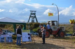 Die BISS auf dem 25 Jahre CAMP der AG Schacht Konrad