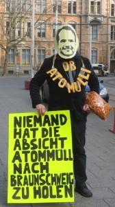 """Atom-Ulli: """"Niemand hat die Absicht ..."""""""