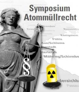 Atommuellrechtssymposium vom 2015-10-23 in Hannover