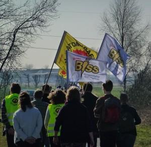 BISS Sonntagsspaziergang am 9. März