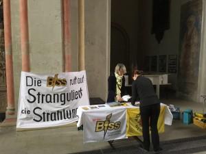 ASSE-Konzerte unterstützen die Anti-Atom-Initiativen