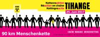 Tihange-Aktion-90km Menschenkette