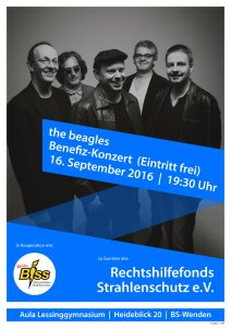 The Beagles - Benefiz-Konzert