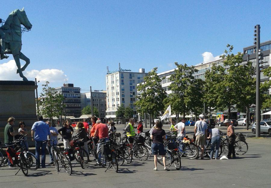 Start-Radtour