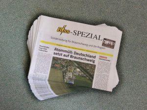 Sonderzeitung BISS-Spezial