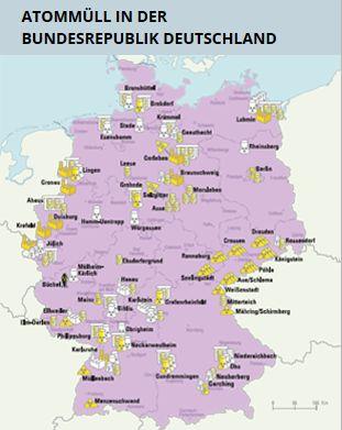 atommuellreport.de – Der Sorgenbericht Online