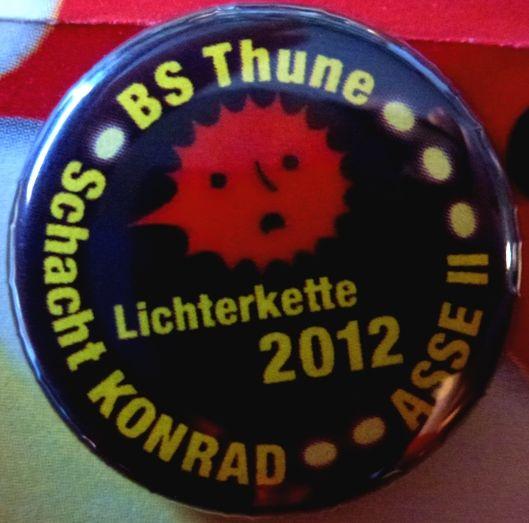 Button Lichterkette 2012