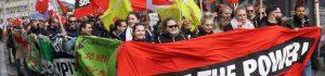 Nächtes Jahr wieder. 1. Mai Demo und Internationales Fest des DGB